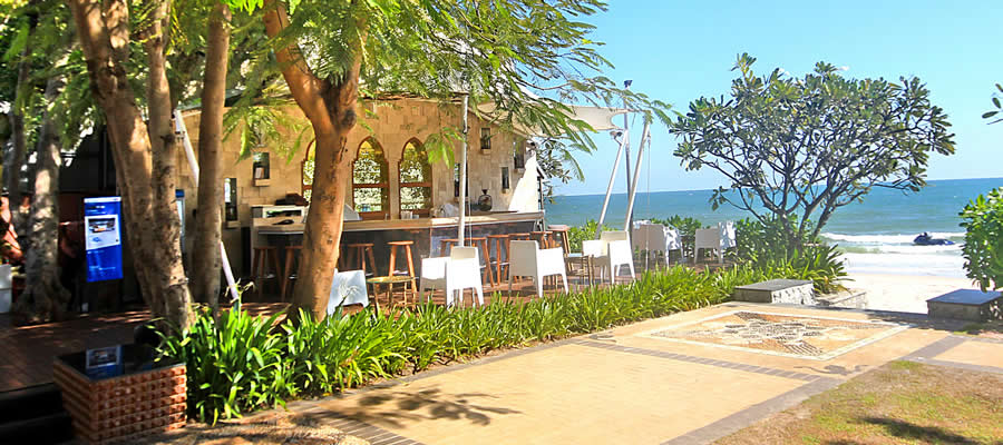 Marrakesh Hua Hin Residences Beach Bar