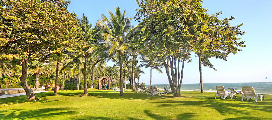 Marrakesh Hua Hin Residences Beachfront Zone