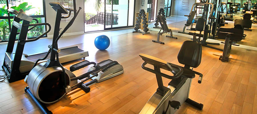 Marrakesh Hua Hin Residences Fitness Room
