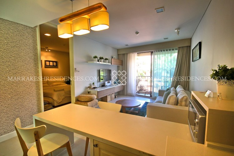 Luxury 1 bedroom apartment marrakesh hua hin residences for 4 bedroom luxury apartments